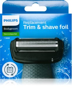 Philips Bodygroom TT2000/43  Plansete
