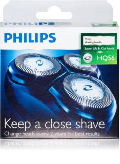 Philips Shaver Super Lift & Cut HQ56/50 testine di ricambio