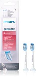 Philips Sonicare Sensitive Standard HX6052/07 náhradní hlavice pro zubní kartáček ultra soft