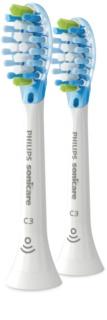 Philips Sonicare Premium Plaque Defence HX9042/17 csere fejek a fogkeféhez