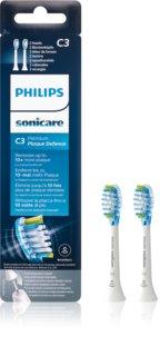 Philips Sonicare Premium Plaque Defence Standard HX9042/17 náhradní hlavice pro zubní kartáček 2 ks