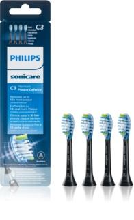 Philips Sonicare Premium  Plaque Defense HX9044/33 змінні головки для зубної щітки
