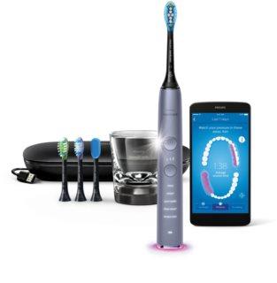 Philips Sonicare DiamondClean Smart HX9924/47 sonična električna zobna ščetka s polnilnim kozarcem