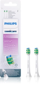 Philips Sonicare InterCare HX9002/10  końcówki wymienne do szczoteczki do zębów 2 szt.
