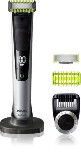 Philips OneBlade Pro Face and Body QP6620/20 elektrický zastrihovač chĺpkov na tvár a telo