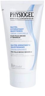 Physiogel Daily MoistureTherapy Voedende en Hydraterende Crème  voor Droge en Gevoelige Huid