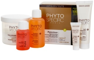 Phyto Specific Phytorelaxer kit de lissage des cheveux normaux et rêches