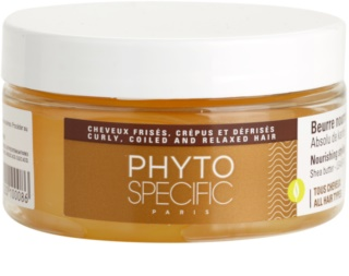 Phyto Specific Styling Care масло от шеа  за суха и увредена коса