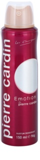 Pierre Cardin Emotion deodorant Spray para mulheres 150 ml