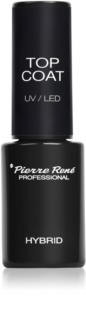 Pierre René Nails Hybrid gel top coat