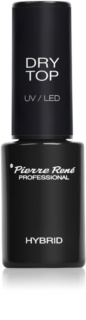 Pierre René Nails Hybrid Protective High-Shine Top Coat