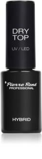 Pierre René Nails Hybrid Protective High-Shine Top Coat