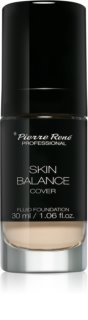 Pierre René Skin Balance Cover wasserfestes Flüssig-Make up