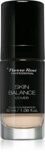 Pierre René Skin Balance Cover wasserfestes Flüssig-Make up