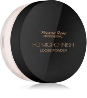 Pierre René HD Microfinish loser, transparenter Puder