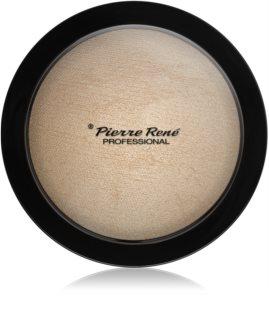 Pierre René Face Highlighting Powder aufhellender Kompaktpuder