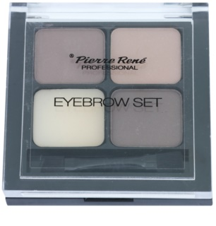 Pierre René Eyes Eyebrow palette sourcils