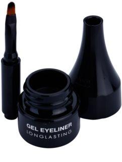 Pierre René Eyes Eyeliner Gel-Eyeliner wasserfest