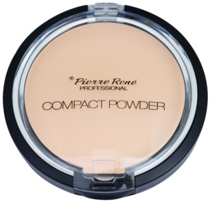 Pierre René Face Compact Powder with Mirror and Applicator