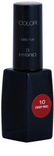 Pierre René Nails Hybrid Gel Nail Polish for UV/LED Hardening Large
