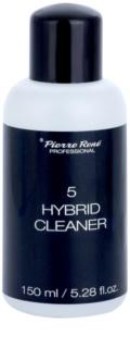 Pierre René Nails Hybrid Reinigungsmittel für Gel-Fingernägel