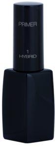 Pierre René Nails Hybrid подготвителна грижа за обезмасляване и подсушаване за нанасяне на гел-лак