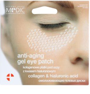 Pierre René Medic Laboratorium plasturi cu gel pentru ochi impotriva imbatraniri
