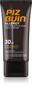 Piz Buin Allergy Face Sun Cream  SPF 30