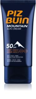 Piz Buin Mountain Face Sun Cream  SPF 50+