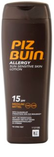 Piz Buin Allergy Sun Body Lotion SPF 15