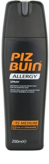 Piz Buin Allergy spray solaire SPF 15