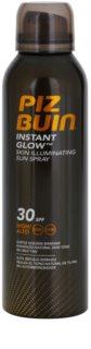 Piz Buin Instant Glow spray do opalania nadający blask SPF 30
