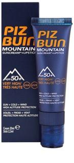 Piz Buin Mountain védő balzsam SPF 50+