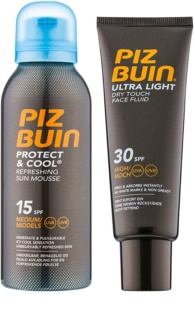 Piz Buin Protect & Cool Kosmetik-Set  I.