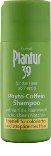 Plantur 39 sampon pe baza de cafeina pentru par vopsit si deteriorat