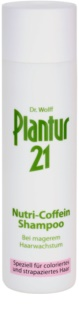 Plantur 21 nutri-kofeinový šampon pro barvené a poškozené vlasy
