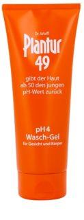 Plantur 49 заспокоюючий та омоложуючий гель для обличчя та тіла pH 4