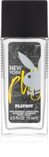 Playboy New York Deo met verstuiver voor Mannen 75 ml