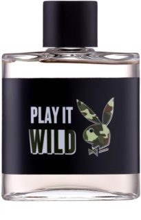 Playboy Play it Wild after shave para homens 100 ml