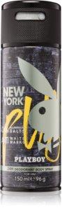 Playboy New York deospray pro muže 150 ml