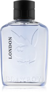 Playboy London eau de toilette per uomo 100 ml