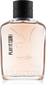 Playboy Play it Wild Eau de Toilette for Men 100 ml