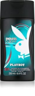 Playboy Endless Night гель для душу для чоловіків 250 мл