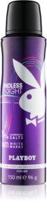 Playboy Endless Night Deo Spray voor Vrouwen  150 ml