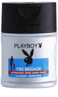 Playboy Fire Brigade balzám po holení pro muže 100 ml