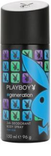 Playboy Generation deospray pro muže 150 ml