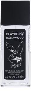 Playboy Hollywood dezodorant z atomizerem dla mężczyzn 75 ml