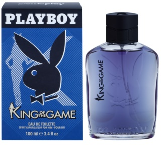 Playboy King Of The Game woda toaletowa dla mężczyzn 100 ml