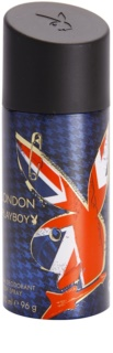 Playboy London deodorant Spray para homens 150 ml