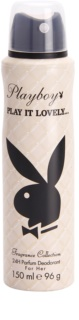 Playboy Play It Lovely dezodorant w sprayu dla kobiet 150 ml
